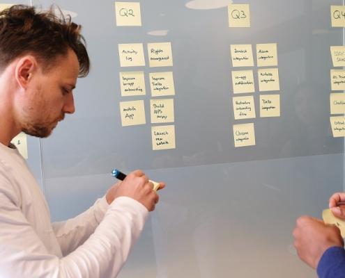 Concrete contentplanning